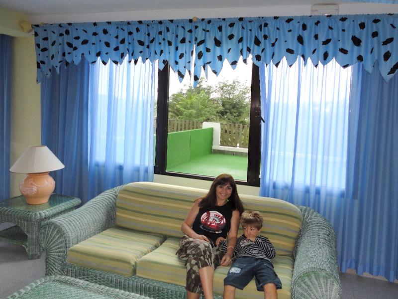 Tende da interno realizzate su misura tendaggi parini milano - Tendaggi interni casa ...