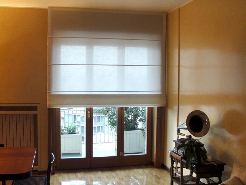 Tende a pannello su misura design casa creativa e mobili - Tende da interno a pacchetto ...