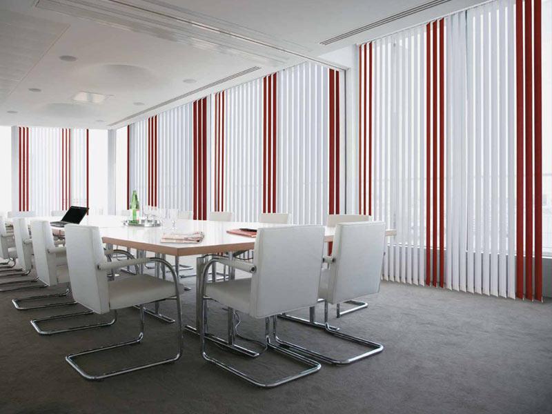Tende Tecniche Per Ufficio : Tende su misura per uffici e ambienti di lavoro tendaggi parini