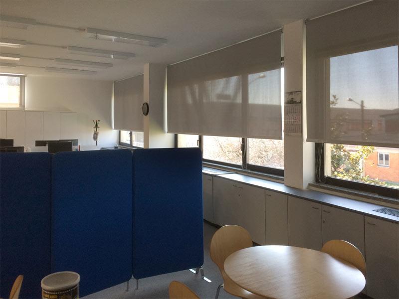 Tipi Di Tende Per Ufficio : Tende su misura per uffici e ambienti di lavoro tendaggi parini