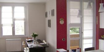 Tende a Pacchetto Moderne su misura - Confezionamento e installazione